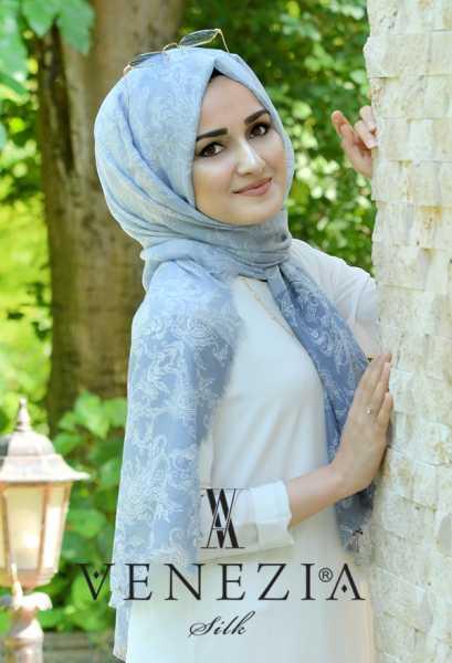AKEL - Akel Şal Desen Cotton Şal 35270-001 (1)