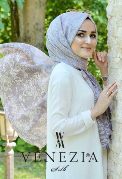 AKEL - Akel Şal Desen Cotton Şal 35270-002 (1)