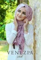 Akel Şal Desen Cotton Şal 35270-003 - Thumbnail