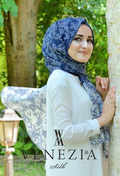 AKEL - Akel Şal Desen Cotton Şal 35270-004 (1)