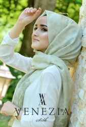 Akel Şal Desen Cotton Şal 35270-006 - Thumbnail