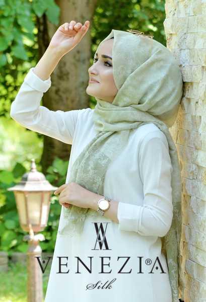 AKEL - Akel Şal Desen Cotton Şal 35270-006 (1)