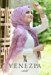 Akel Şal Desen Cotton Şal 35270-007 - Thumbnail