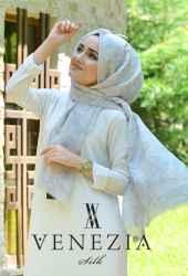 Akel Şal Desen Cotton Şal 35270-008 - Thumbnail
