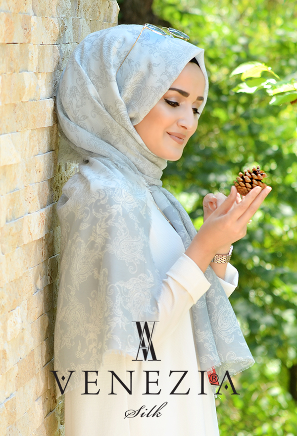 Akel Şal Desen Cotton Şal 35270-008