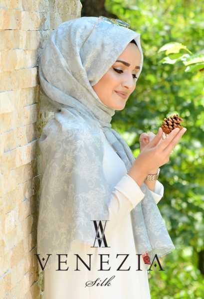 AKEL - Akel Şal Desen Cotton Şal 35270-008 (1)