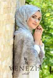 Akel Şal Desen Cotton Şal 35270-009 - Thumbnail