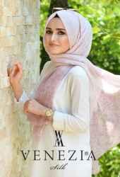 Akel Şal Desen Cotton Şal 35270-010 - Thumbnail