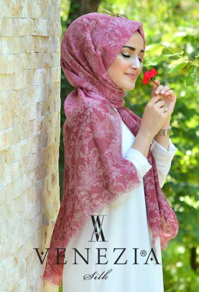 AKEL - Akel Şal Desen Cotton Şal 35270-011 (1)