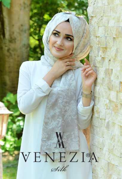 AKEL - Akel Şal Desen Cotton Şal 35270-012 (1)