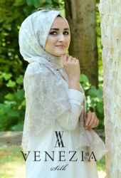Akel Şal Desen Cotton Şal 35270-012 - Thumbnail