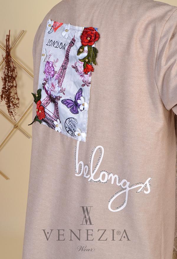 Esra Üstün Özel Tasarım Gömlek 35305-001