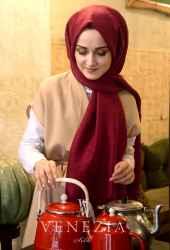 Modakaşmir Fiona Şal 35335-003 - Thumbnail