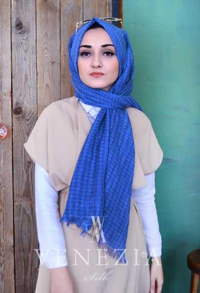 MODAKAŞMİR - Modakaşmir Mira Cotton Şal 35336-012 (1)