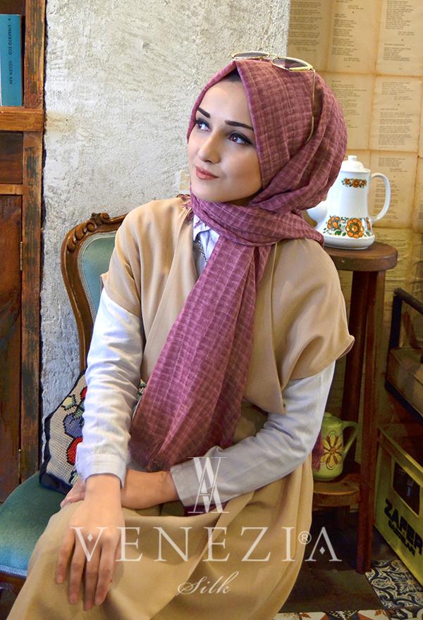 Modakaşmir Mira Cotton Şal 35336-022