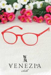 Oval Çerçeveli Trend İmaj Gözlük GG445 - Thumbnail