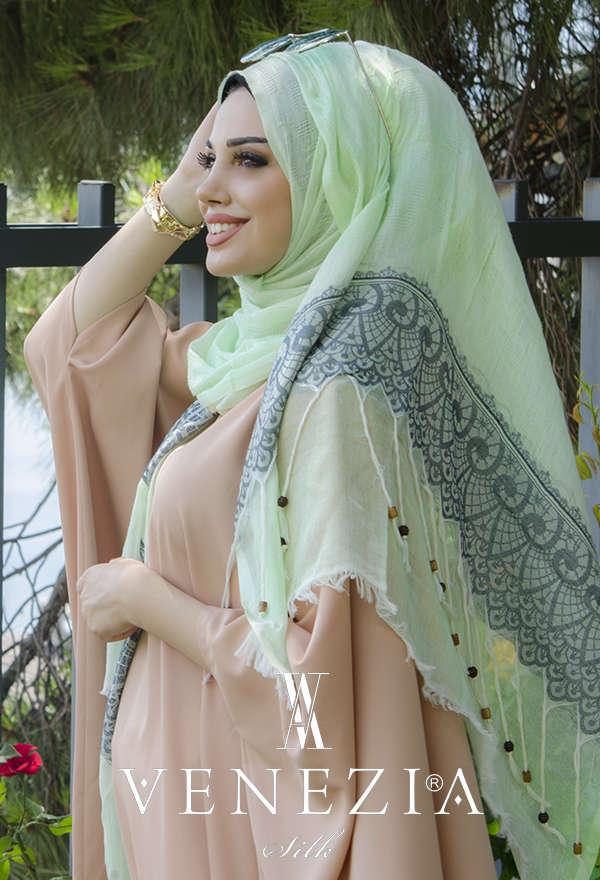 SURA İPEK - SURA İPEK Anadolu Koleksiyonu Cotton Şal 31314-010 (1)
