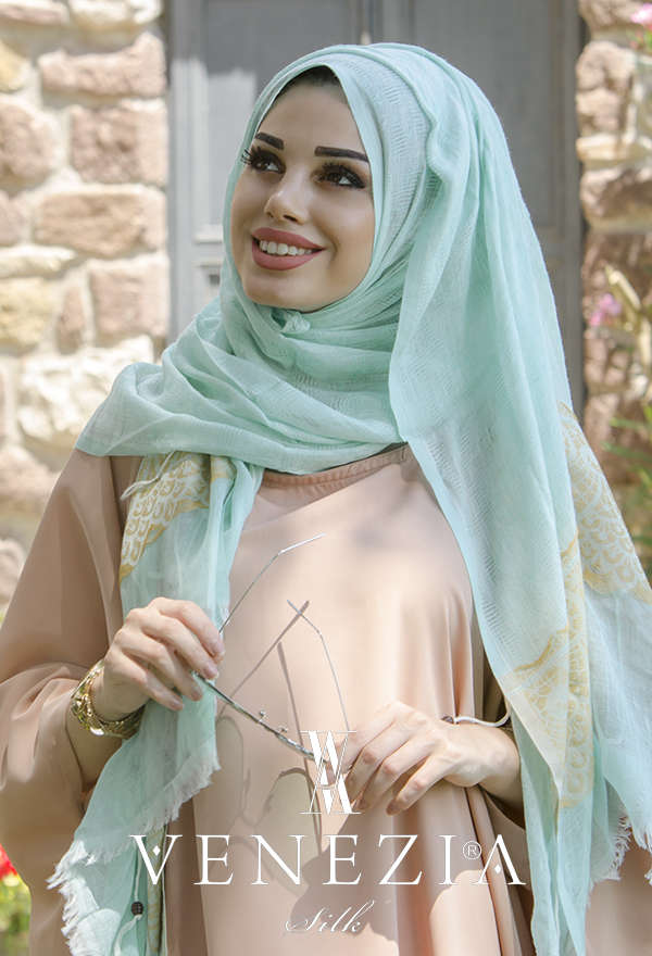 SURA İPEK - SURA İPEK Anadolu Koleksiyonu Cotton Şal 31314-016 (1)