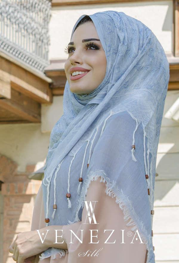SURA İPEK - SURA İPEK Anadolu Koleksiyonu Cotton Şal 31314-017 (1)