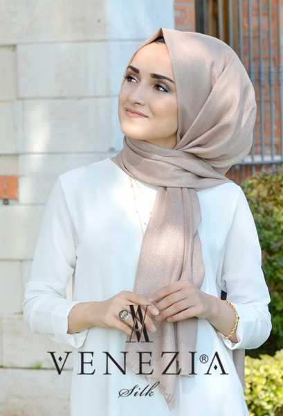 SURA İPEK - Sura Simli Dokuma Cotton Şal 35279-002 (1)