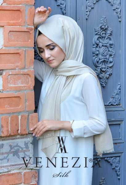 SURA İPEK - Sura Simli Dokuma Cotton Şal 35279-014 (1)