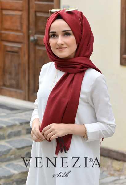 SURA İPEK - Sura Simli Dokuma Cotton Şal 35279-016 (1)