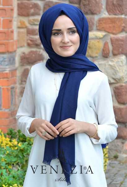 SURA İPEK - Sura Simli Dokuma Cotton Şal 35279-018 (1)