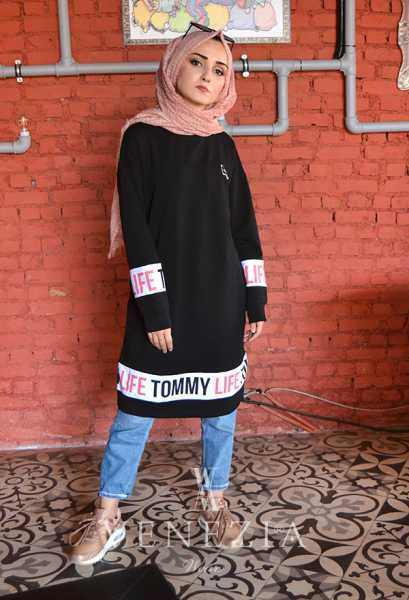 Tommy Life - Tommy Life Sweat 03474-001 (1)