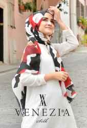U.s Polo Assn. Arya Serisi Cotton Şal 32015-001 - Thumbnail
