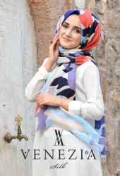 U.s Polo Assn. Arya Serisi Cotton Şal 32015-008 - Thumbnail