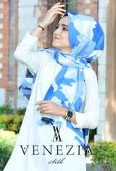 U.s Polo Assn. Arya Serisi Cotton Şal 32015-011 - Thumbnail