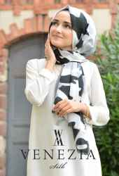 U.s Polo Assn. Arya Serisi Cotton Şal 32015-013 - Thumbnail