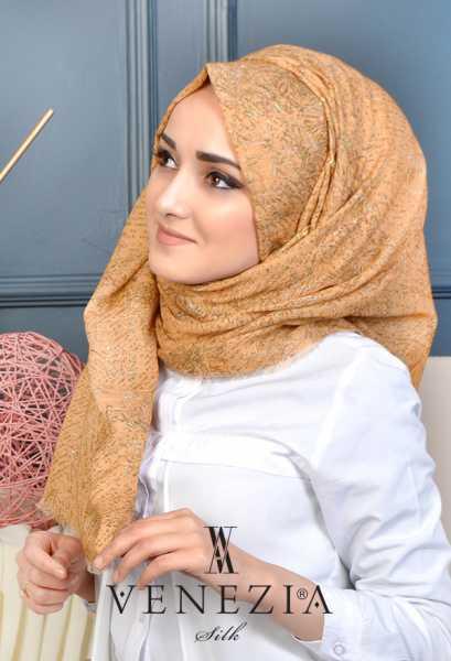 Us. Polo Assn. - U.s. Polo Assn. Sedef Desen Cotton Şal 35237-003 (1)