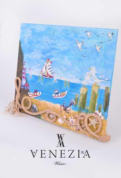 VENEZİA WEAR - Venezia 3 Boyutlu Tablo 101224 (1)
