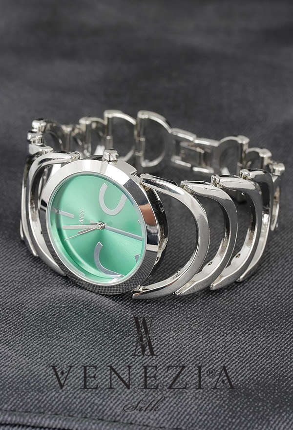 VENEZİA SAAT - Venezia Metal Kordonlu Bayan Saat BS963 (1)