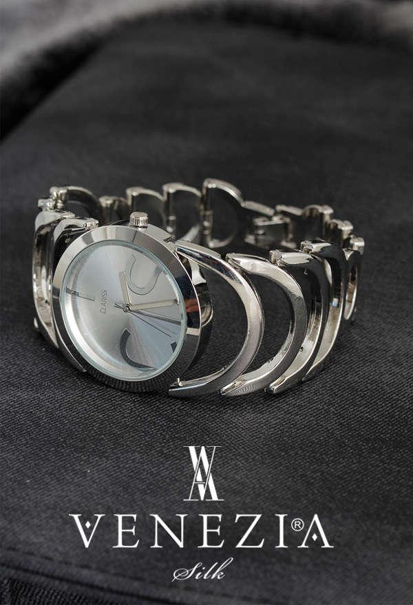 VENEZİA SAAT - Venezia Metal Kordonlu Bayan Saat BS965 (1)